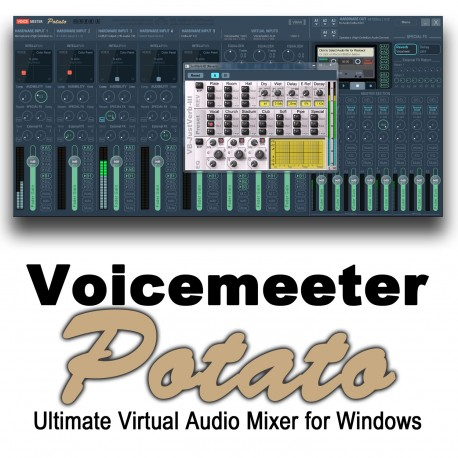 Voicemeeter Potato