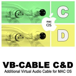 VB-Cable C+D (Illustration artistique non contractuelle)