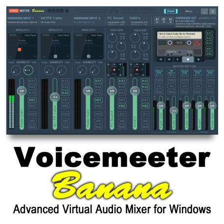Voicemeeter Banana