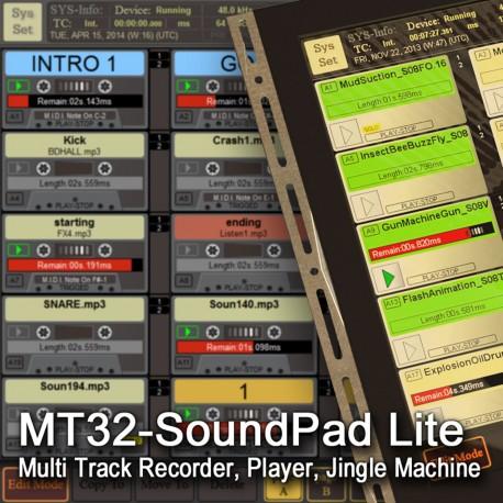 MT32-SPLite 32bits