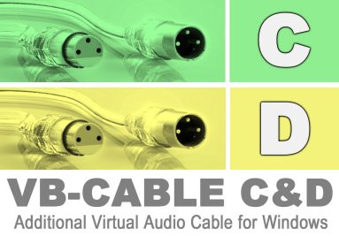 Get Virtual Audio Cable C+D