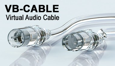 VB-Audio Cable