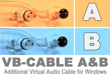 Get Virtual Audio Cable A+B